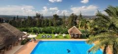 Kigali Hotel des mille