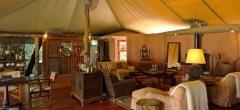 Bateleur Camp Lounge Area
