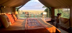 Governors Camp - Tent