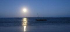 Kenya - fishing moonlight
