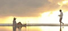 Kenya honeymoon - sunset