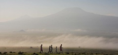 Amboseli National Park - Walking Safari