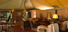 Bateleur Camp Lounge Area