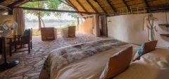 Nkwali Camp - Bedroom