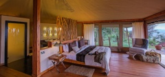 Loisaba Camp - Bedroom