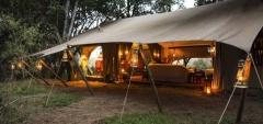 Mara Expeditions - Main area
