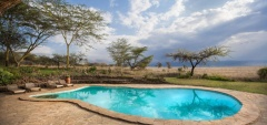 Lewa House - swimming pool