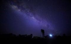 Saruni - night sky