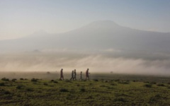 Amboseli - walking safari