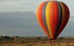Itinerary photo - Hot air balloon