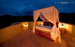 Kenya - star bed
