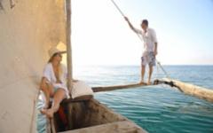Kenya - boat trip