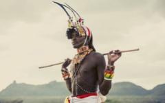 Kenya Samburu Warrior